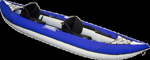 AQUAGLIDE CHINOOK™ XP TWO  PERSON INFLATABLE KAYAK
