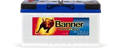 Batterie Banner decharge lente 95751 12v 100ah 353x175x190mm