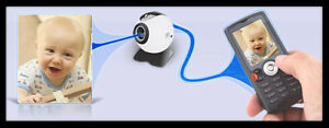 ★Easy Home Surveillance /Monitor Your Home From Your Cell Phone★