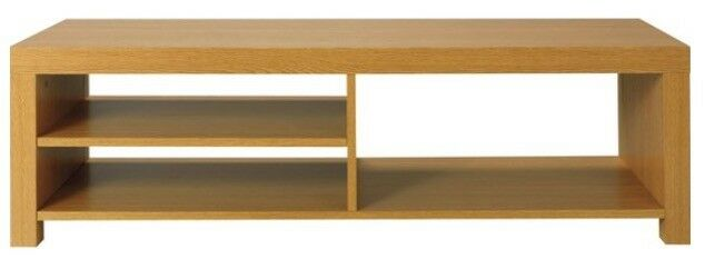 HOME Charlie TV Unit - Oak Effect