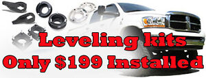 Levelling kits now from ONLY $199 installed!! Edmonton Edmonton Area image 7