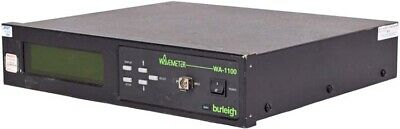 Burleigh Wa-1100 Wavemeter 50w Optical Wavelength Signal Generator Meter