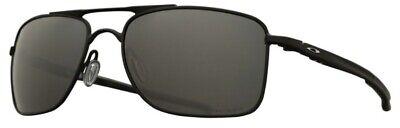 Oakley Gauge 8 M Sunglasses Matte Black Frame Prizm Black Lens