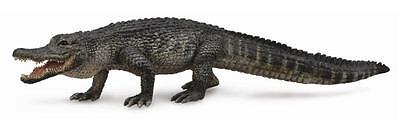 American Alligator - 17cm Reptile Model 88609 by CollectA *Brand New with tag*