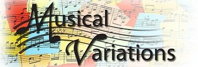 Musical Variations Gifts