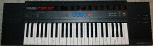 5 Keyboards - Yamaha, Casio, Realistic