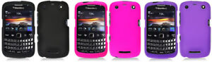 FREE Blackberry Curve 9360 Protective Cover 1-Piece - Black