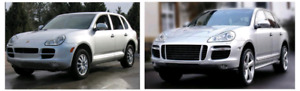 Wanted porsche cayenne any 6v or 8v or turbo