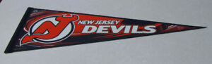 New Jersey Devils - NHL Pennant