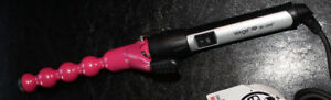 ONE Styling Verge Bubble Curling Wand - Pink