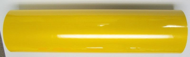 Yellow Reflective Sign Plotter Cutter Vinyl Roll