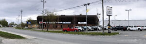 6 months Free - 3000 Sq Ft Commercial Office Space in Gander