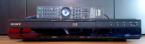 Lecteur sony blu-ray player