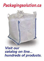 NEW Industrial Bags with Lifting Loops - LOTS AVAILABLE London Ontario image 6