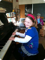 Piano Lessons  – Play the Music You Love – All Ages