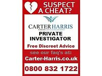 Carter-Harris Private Investigations - Detective Agency