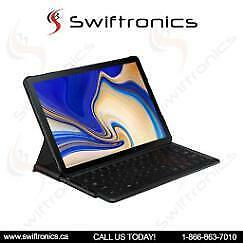 Samsung Galaxy Tab S4 $649.99 10.5 Android 64GB Tablet with FREE KEYBOARD - Black (SMT830)