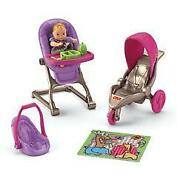 Fisher Price Loving Family Everything for Baby