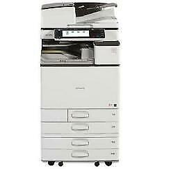 Ricoh Colour Office Copier Printer MP C3503 3503 Laser Printer 11x17 12x18 Lease Buy Rent Copiers Printers Copy Machine