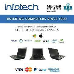 Laptops starting from $109.99 - www.infotechcomputers.ca City of Toronto Toronto (GTA) Preview
