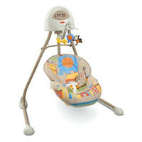 Fisher Price Cradle and Swing Almost new