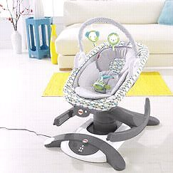 Fisher price 4 in 1 rock and glide