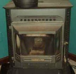 Jamestown J1000 pellet stove for sale