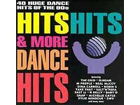HITS HITS AND MORE DANCE HITS'