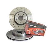 Escort Cosworth Brakes