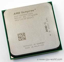 Processor CPU AMD Sempron 130 (rev. C3) 2.6 GHz AM3 with Fan Golden Grove Tea Tree Gully Area Preview