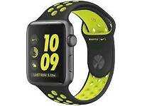 APPLE X NIKE WATCH 38MM BRAND NEW