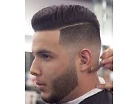 barber required start from £100-£120 a day
