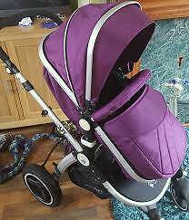 Isafe travel system Reduced