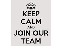 Waiting/ Cafe Staff Skills Wanted ~Immediate Start~Sheffield