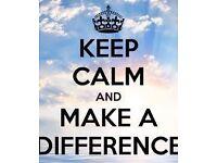 Street Fundraiser £9.00 - £10.00 p/h - Full time !!