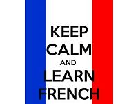 Experienced French qualified teacher and native speaker for all levels.