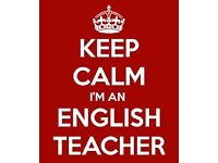 Teacher/Tutor of English