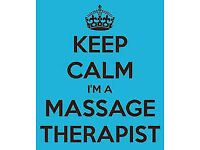 Male massage therapist in Norwich