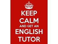 I am an enthusiastic and motivated English tutor with at least 5 years of experience