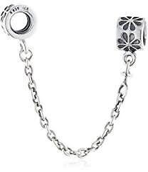 Genuine Pandora Daisy Safety Chain 790385