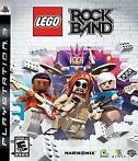 Lego Rockband (PS3 used game)
