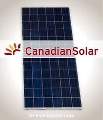 Canadian Solar 315 Watt Solar Panels