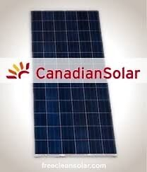 Canadian Solar 315 Watt Solar Panels