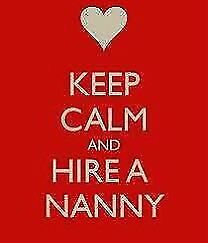 Available Nanny live in or live out