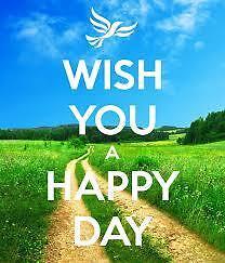 Happy me happy you