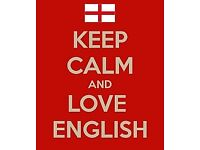 ESOL professional can help you with your English in exchange for help in the house.