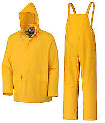 **Looking** for a free fishermen rain suit