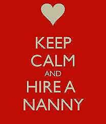 2018 Quality Nanny Available: Professional Qualified Experienced