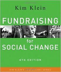 Fundraising for Social Change by Kim Klein Windsor Region Ontario image 1