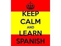 I swap my Spanish language.